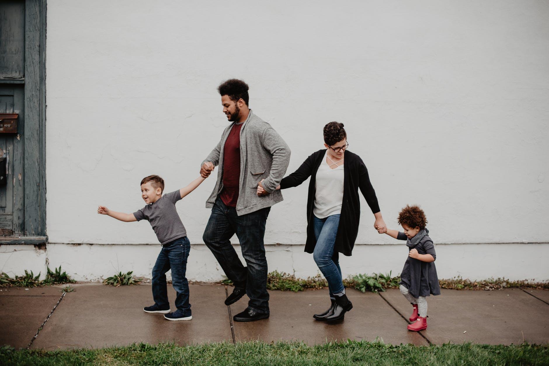 L'equilibrio economico di una famiglia